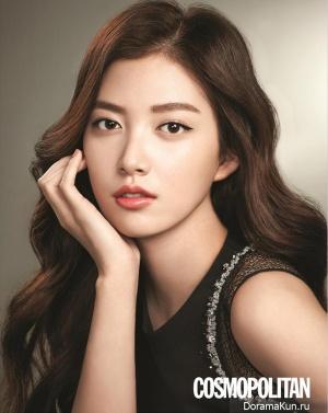 Im Joo Eun для Cosmopolitan Korea January 2014