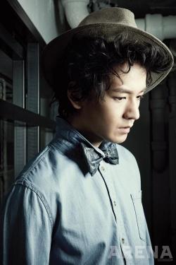 Im Ju Hwan для ARENA Homme Plus Korea February 2010
