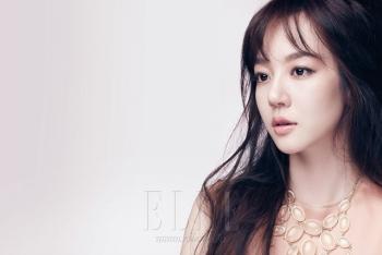 Im Soo Jung для Elle Korea June 2012 Extra