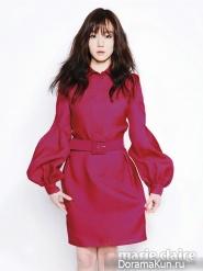 Im Soo Jung для Marie Claire Korea June 2013