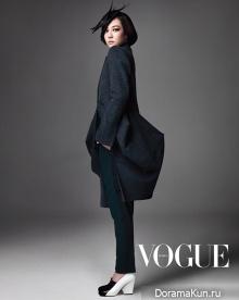 Im Soo Jung для Vogue September 2012