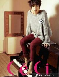 Infinite (L) для CeCi November 2013