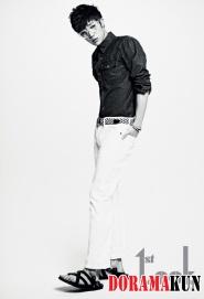 Infinite для First Look Vol. 24