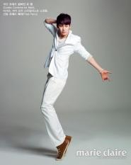 Infinite для Marie Claire Korea June 2012
