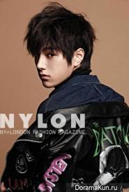 Infinite (L) для Nylon November 2013