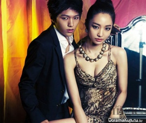 Infinite, Go Joon Hee для Singles Korea 2011