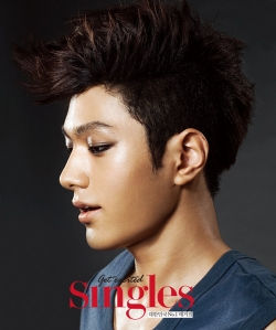 Infinites L, Children of Empires Dongjun, B1A4's Gongchan для Singles September 2011