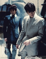 Infinite для W Korea 2012