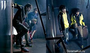 Infinite для W Korea September 2012