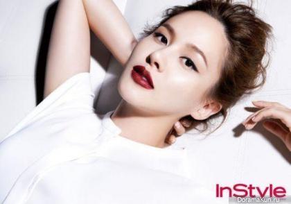 Ivy для InStyle Korea September 2013