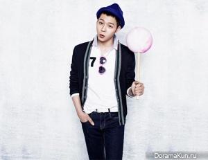 JYJ для NII 2013 Spring Ads