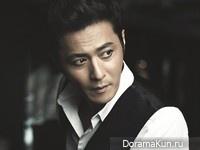 Jang Dong Gun для Marie Claire October 2012