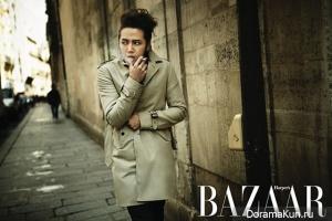 Jang Geun Suk для Harper's Bazaar October 2012