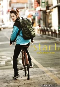 Jang Geun Suk для @Star1 2012