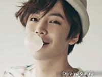 Jang Geun Suk для The Star August 2014