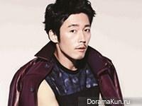 Jang Hyuk для Cosmopolitan Korea August 2013