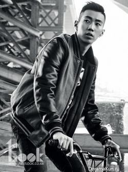 Jay Park для First Look Vol. 56