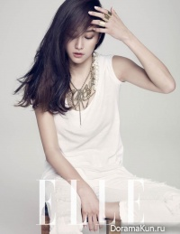 Jeon Hye Bin для Elle Magazine February 2014