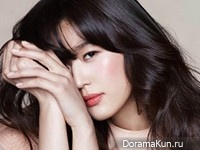 Jeon Ji Hyun для InStyle March 2013