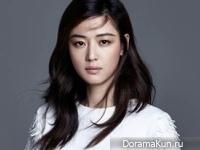 Jeon Ji Hyun для Rouge & Lounge Fall / Winter 2014 Ads