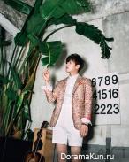 Ji Chang Wook для CeCi June 2014