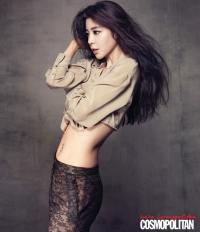 Han Hyo Joo, Ji Jin Hee, Kim Gyu Ri для Cosmopolitan Korea February 2012