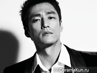 Ji Jin Hee для Harper's Bazaar November 2012