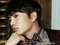 Ji Sung для SURE December 2012