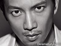 Ji Sung для Singles July 2014 Extra