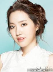 Jin Se Yeon для SURE June 2013