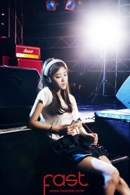 Jo Boa для FAST Zine April 2012