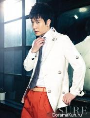 Jo Hyun Jae для SURE Korea May 2013