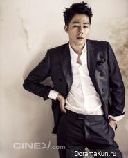Jo In Sung для Cine21 Korea 2013
