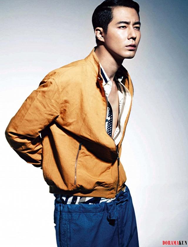 → jo in sung go jun hee для esquire korea june 2012
