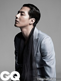 GQ Korea 2012
