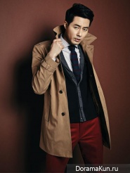 Jo In Sung для PARKLAND F/W 2013 Lookbook