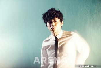 Jo Jung Seok для Arena Homme Plus April 2013