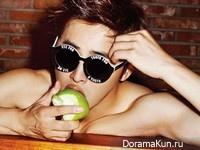 Jo Jung Seok для CeCi Korea September 2013