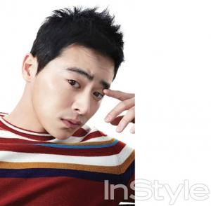 Jo Jung Seok для InStyle Korea May 2012