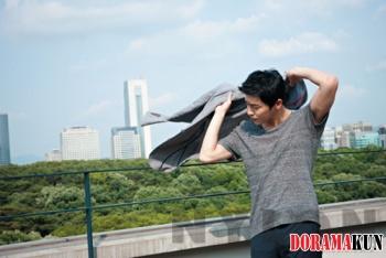 Jo Jung Seok для Nylon Korea Magazine 2012