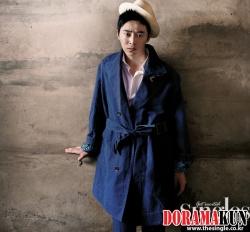 Jo Jung Seok для Singles Korea August 2012