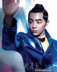 Jo Jung Seok для Vogue Korea April 2013