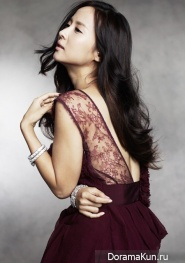 Jo Yeo Jung для Style Chosun November 2012
