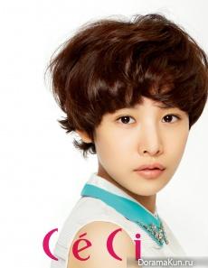 Jo Yoon Hee для Ceci September 2012