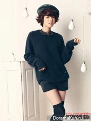 Jo Yoon Hee и др. для Cosmopolitan December 2012