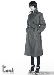 Jo Yoon Hee для First Look October 2012