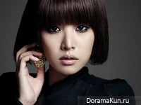 Jo Yoon Hee для Harper's Bazaar December 2013