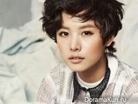 Lee Hee Jun, Jo Yoon Hee для InStyle August 2012