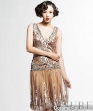 Jo Yoon Hee для SURE December 2012