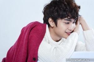 Jo Yoon Woo для Campus10 November 2013